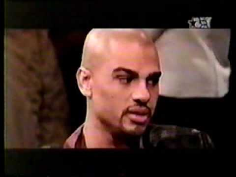 Chico DeBarge Interview