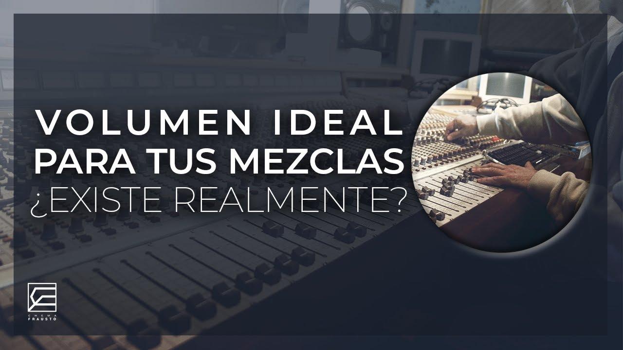 ¡Consigue VOLUMEN IDEAL para tus MEZCLAS con esta TÉCNICA! // PLANOS DE VOLUMEN