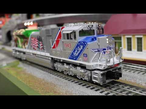 MTH Premier #20-20953-1 SD70ACe Diesel Engine With Proto Sound 3.0 Union Pacific Spirit