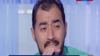 نهار_جديد:شاهد لأول مرة أحمد بتشان يغني