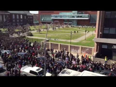 Midwood High School Evacuated Due To Bomb Scare « CBS New York