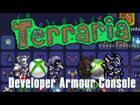 Developer Armour Terraria Console - Illuminati Confirmed (Xbox360/Xbox One)
