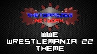 """2006: WWE WrestleMania 22 Theme - """"Big Time"""" [HQ] 720p HD"""