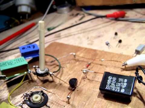 germanium transistors, their noise and how they amplify it
