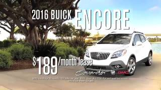 April Buick and GMC Specials | Cavender Buick GMC West