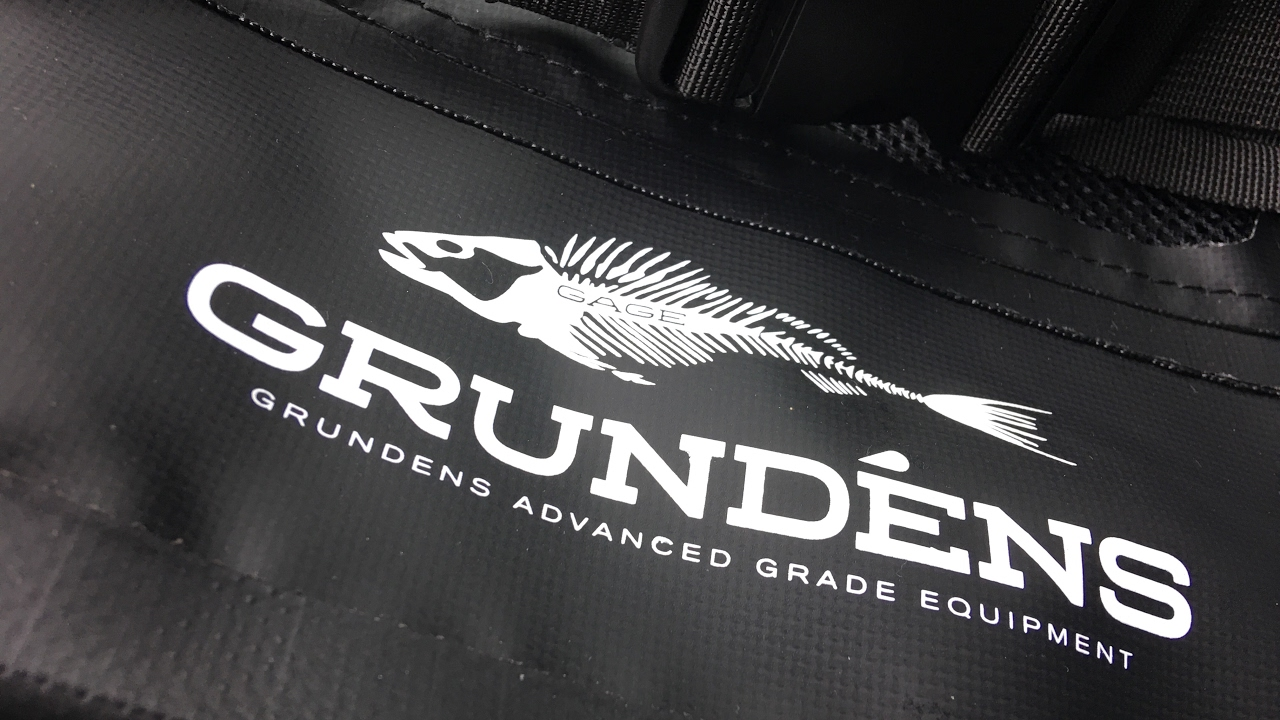 1d36a481e1ec Grundens Backpack! Fishing Bag! A Gift for Fishing. Grundens Gage Tech Rum  Runner Backpack