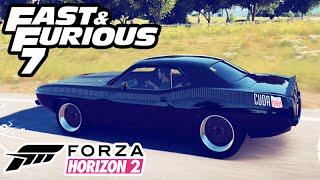 Forza Horizon 2 - Liberei o CUDA!!! - VELOZES E FURIOSOS #03