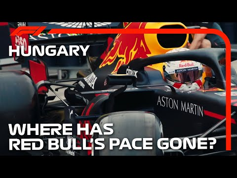 Where Has Red Bull's Pace Gone? | 2020 Hungarian Grand Prix