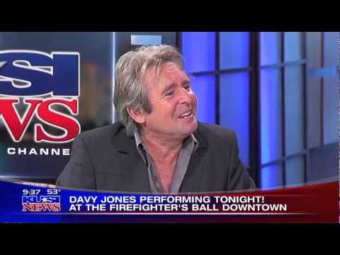 Monkees Davy Jones Last Interview of 2011