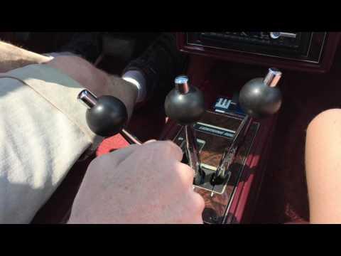 My 1984 Hurst Olds - Lightning Rod Shifters