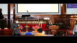 SACCPhilly 11-22-2020 Worship Service Live Stream