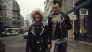 Glasgow ban on punk music
