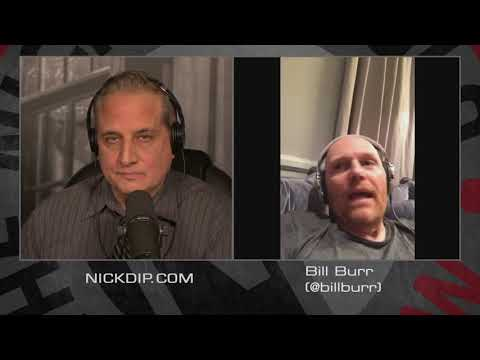 The Nick Di Paolo Show - Bill Burr on the Kevin Hart Controversy.
