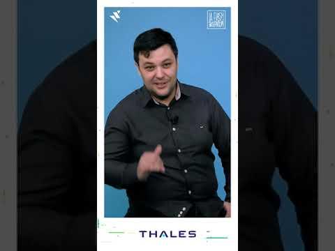 Découvrez le métier de Tech Lead DevOps chez Thales!