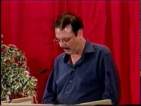 "Richard Burgin Reading ""The Identity Club"" at UNLV"