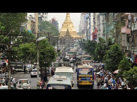 How to Get around Yangon | Yangon Travel