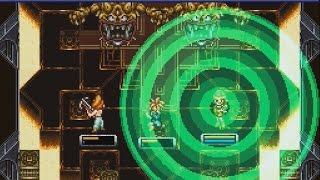 Chrono Trigger DS [Boss 18] Golem Sisters