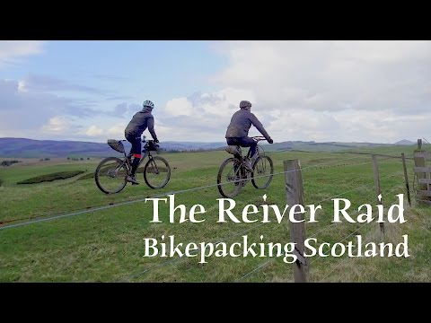 Bikepacking - The Reiver Raid
