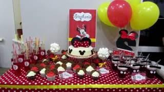 Как сделать первый праздник малышу?! День рождение в стиле Минни Маус/ Minnie Mouse Birthday Party