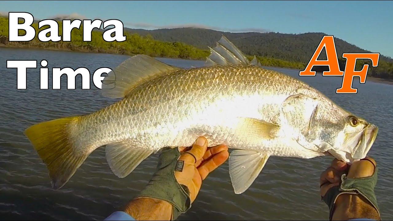 how to fish for barramundi