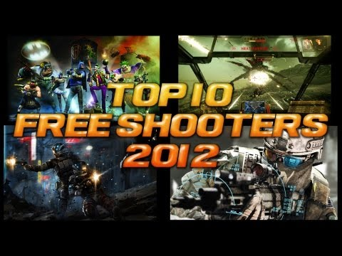 Top 10 Free Shooter Games For 2012