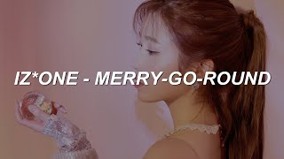 IZ*ONE (아이즈원) - 'Merry-Go-Roun…