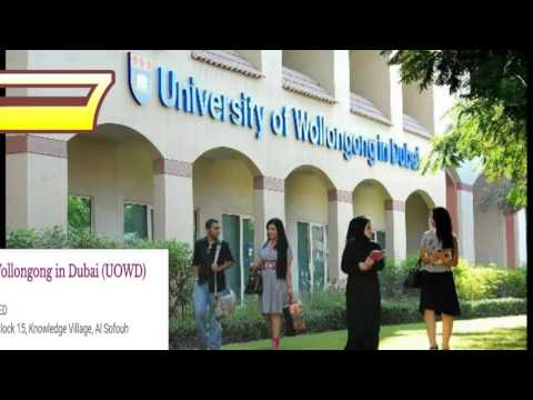 Top Universities In Dubai All Time