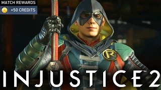 Injustice 2: New In Game Currency! (Injustice Gods Among Us 2)