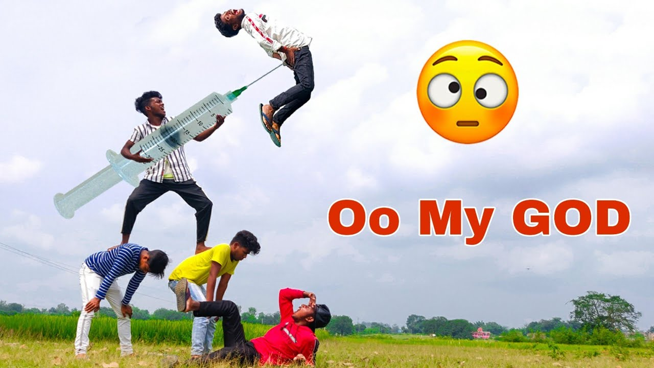 Most watch || Indian funny video, always be happy || the comedy kingdom.