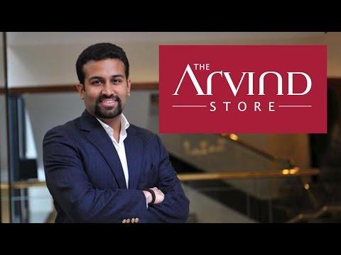Kulin Lalbhai On Arvind's Branding Strategy