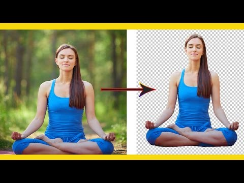 How to remove background in Photoshop CS6 in just 2 minutes | Photoshop Tutorials