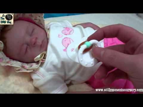 Custom Order baby girl finished - Nikki Holland vlog #121