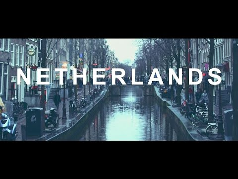 Netherlands 2017   Amsterdam - Groningen - Rotterdam