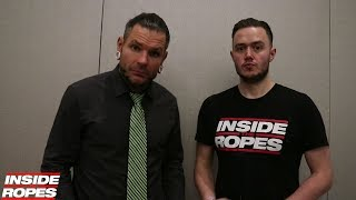 Jeff Hardy TALKS Randy Orton's Brutal Attack on his Ear , If We Will See Brother Nero in WWE & More!
