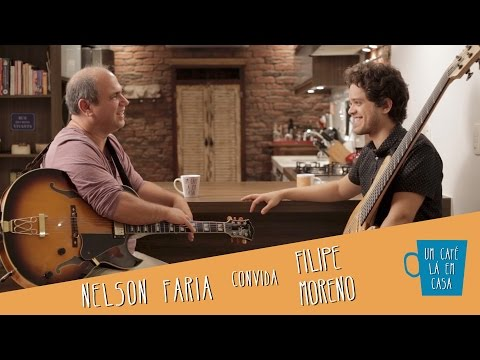 Um Café lá em Casa com Filipe Moreno e Nelson Faria