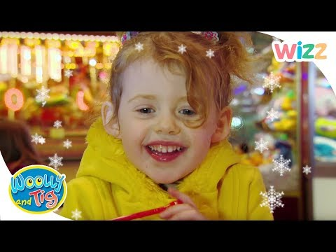 Woolly and Tig - Christmas with Family! | Full Episodes | Toy Spider | Wizz | TV Shows for Kids