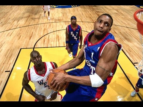 Classic T-Mac!NBA 2004 All-Star Game Top 10 plays