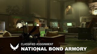 National Bond Armory - Classified Assignment | Tom Clancy's The Division 2