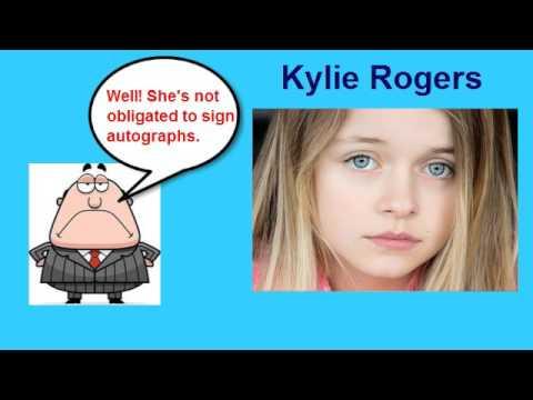 kylie rogers imdb