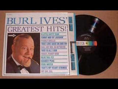 CALL ME MR. IN-BETWEEN by BURL IVES