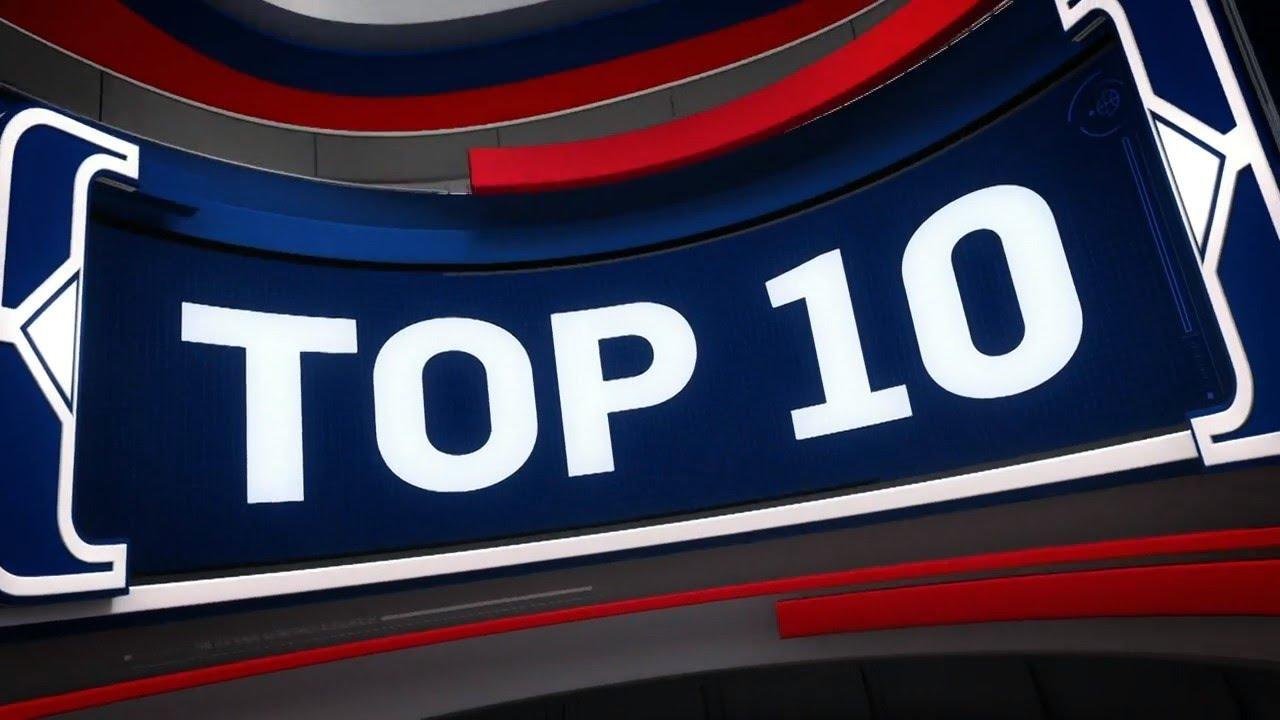 NBA  Top 10    Oct 10,  2019