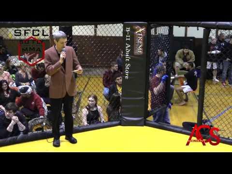 SFCL East Jordan Encore Ralphie White Vs. Jayden McQueen