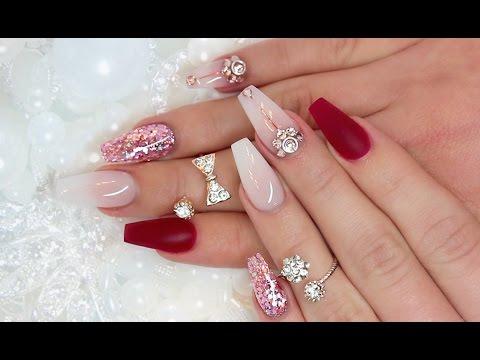 Fashionable Nails - Transformation!