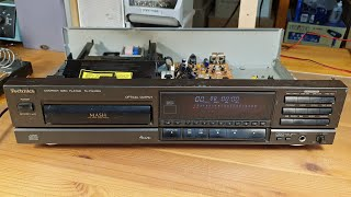 Technics SL-PG400A CD Player r…