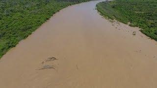 Continúan las preocupaciones en Formosa por la crecida del río Pilcomayo
