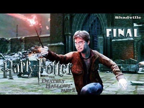 Последний бой (Финал) ▬ Harry Potter And The Deathly Hallows Part 2 Прохождение #2