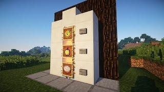 Работающий ТОРГОВЫЙ АВТОМАТ В MINECRAFT!(Механизм торговли в Minecraft, который позволит вам создать полноценный офис и просто украсить ваше жилье! ..., 2016-08-26T10:55:18.000Z)