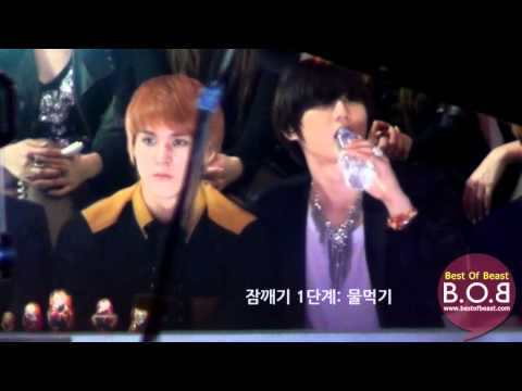 [FANCAM] 111003 Sleepy Hyunseung @ K-ρσρ Cσveя Dαηce #4