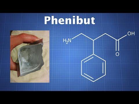 Phenibut - The Drug Classroom