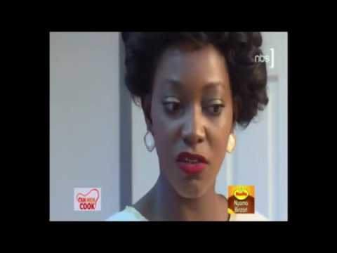 ED NITA-U - James Saaka; CAN MEN COOK SHOW. NBS UGANDA